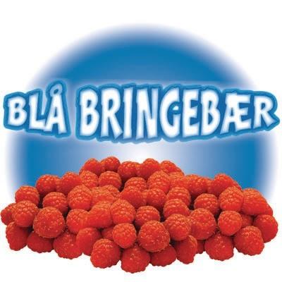 Slushsmak - Blå Bringbær