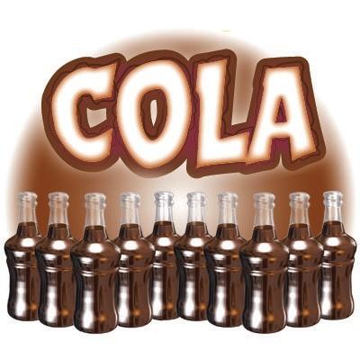 Slushsmak - Cola