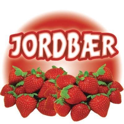 Slushsmak - Jordbær