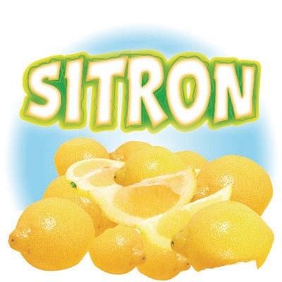Slushsmak - Sitron