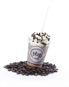 Blizz drinks frappe
