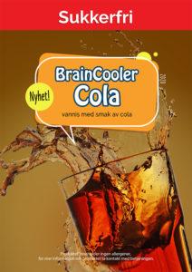 Slushsmak - Cola SUKKERFRI
