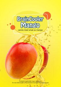 Slushsmak - Mango