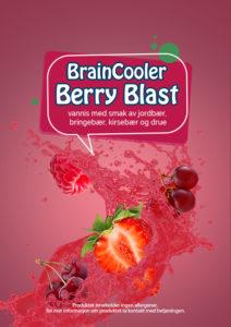 Slushsmak - Berry Blast