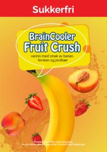 Slushsmak - Fruit Crush SUKKERFRI