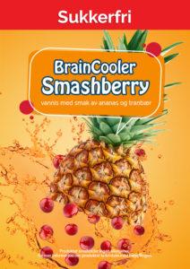 Slushsmak - Smashberry SUKKERFRI