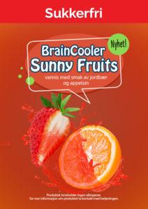 Slushsmak - Sunny Fruits - SUKKERFRI