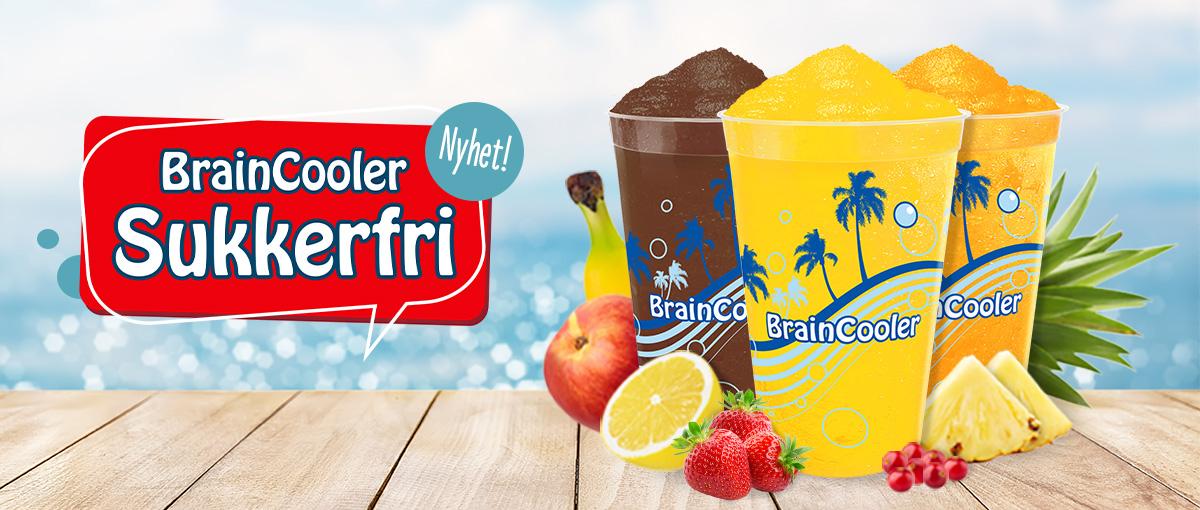BrainCooler Sukkerfri